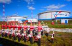 «Транснефть –Сибирь» установила два вертикальных стальных резервуара на ЛПДС «Самотлор» и «Урьевская»