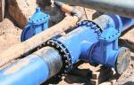 В Ленинградской области запущен в работу первый магистральный водовод в рамках программы «Чистая вода»