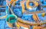 На Курской АЭС-2 смонтировали корпуса ГЦН в здании реактора первого блока