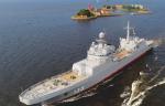 «ЦКБА» поставило шаровые краны для строящегося десантного корабля «Петр Моргунов»