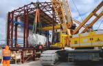 На Амурском ГПЗ стартовал монтаж оборудования РЭП Холдинга