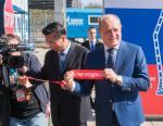На российско-китайской границе открыт пункт пропуска для строителей подводного перехода «Силы Сибири»