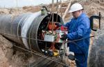 Специалисты «Газпром трансгаз Сургут» провели внутритрубную дефектоскопию четырех компрессорных цехов