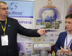 АО Тулаэлектропривод. Интервью с ком.директором С. Е. Джалиловым: У нас есть что предложить по импортозамещению российским нефтепереработчикам в области автоматизации трубопроводной арматуры.