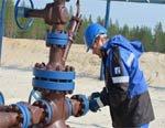 В «Газпромнефть-Муравленко» прошли конкурсы профмастерства «Лучший по профессии»