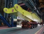 Компания АО «АЭМ-технологии» приступила к отгрузке конструкций портальных кранов «Витязь»