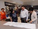 На встрече с преподавателями монгольского университета обсуждались совместные исследовательские работы