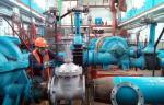 «КрасКом» заменил запорную арматуру на водозаборе острова Отдыха