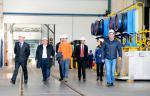 На заводах ПГ «КОНАР» побывали коллеги из испанской компании Ingeteam