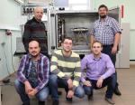 Инновация - установка для исследования относительных фазовых проницаемостей