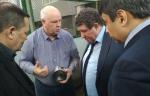 Представители ПАО «ЛУКОЙЛ» посетили промышленные предприятия Кургана