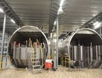 АО «АЭМ-технологии» успешно завершило ключевой этап изготовления парогенератора для Белорусской АЭС
