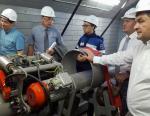 «Транснефть – Приволга» провела испытания машины для резки труб собственного производства
