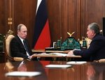 Игорь Сечин доложил Владимиру Путину об итогах работы «Роснефти» в 2015 году