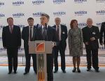 WELDEX 2016: Директор Департамента станкостроения и инвестиционного машиностроения принял участие в церемонии открытия выставки