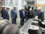 Сергею Катырину представили индустриальные проекты «Станкомаша»