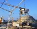 На энергоблоке №2 Нововоронежской АЭС-2 в рекордные сроки была завершена сварка главного циркуляционного трубопровода