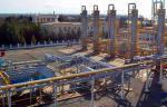 Газ Шуртанского нефтегазодобывающего управления будет перерабатываться на мощностях головного сооружения Шуртан