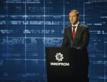 Состоялась торжественная церемония открытия выставки «Иннопром-2017»