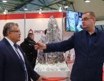 НПО «Регулятор». Интервью с техническим директором П. Б. Гусевым в рамках выставки «Криоген-Экспо. Промышленные газы»: «Мы разработали практически весь спектр криогенной арматуры»