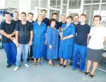 ОАО «АБС ЗЭиМ Автоматизация» подвела итоги конкурса «Лучшая бригада» за июль