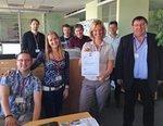 Завод Danfoss TRATA получил сертификат международного стандарта ISO/TS 16949