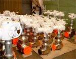 Завод MSA приступил к производству шаровых кранов для Тяньваньской АЭС
