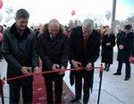 В Благовещенске торжественно открылся спортивный зал, построенный на средства Благовещенского арматурного завода
