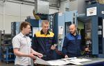 В цехе цехе № 56 АО «АПЗ» рассказали о внедрении принципов бережливого производства