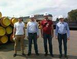 Специалисты АО ВНИИСТ посетили производственную площадку ООО «СМИТ-Ярцево»