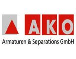 AKO Armaturen начала серийное производство пережимных клапанов со штуцерным присоединением