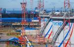 «Черномортранснефть» построила 4 вертикальных стальных резервуара  на ПП «Грушовая»