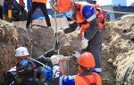 Шаровый кран установили на газопровод специалисты «Газпром газораспределение Волгоград» и «Волгоградгоргаз»