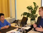 «Томскводоканал». Интервью с директором Е. М. Яворской: «Водоканал и потребители должны нести равную ответственность: мы отвечаем за качество и своевременность услуги, потребители – за своевременную оплату»