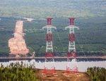 Завод КОНАР-Чимолаи изготовил металлоконструкции для спецперехода ЛЭП через Ангару