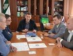 Арматурный кластер делится опытом с Тюменской областью