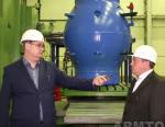 ВАРК. Производство крупногабаритной трубопроводной арматуры. Часть V