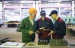 В «Петрозаводскмаше» запущено мобильное приложение по краткосрочному планированию