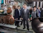 Темпы роста промышленного производства в Пензенской области выросли на 110,6 процента.