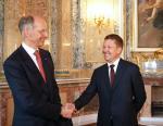 «Газпром» и BASF/Wintershall рассмотрели вопрос транспортировки российского газа в Европу