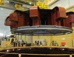 На Новосибирской ГЭС заменили турбины на шести гидроагрегатах