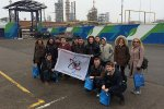 Московский нефтеперерабатывающий завод посетили студенты Губкинского университета
