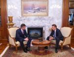 «Газпром» и «Молдовагаз» рассмотрели вопросы сотрудничества