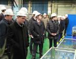 АО «Новомет-Пермь» посетили специалисты компании ЛУКОЙЛ