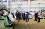 В «Энергомаш (Чехов) - ЧЗЭМ» обсудили вопросы рынка арматуростроения и подвели итоги 2019 года