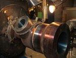 Технический директор ООО БКЗ, В.И.Калошин, рассказал о преимуществах штампосварных корпусов выпускаемой предприятием трубопроводной арматуры