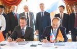 «СИБУР» и Sinopec подписали основные условия возможного создания СП на базе Амурского ГХК