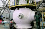 Первый корпус ГЦН Курской АЭС-2 успешно прошел гидравлические испытания