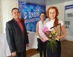 Руководство Корпорации «Сплав» поздравило сотрудников предприятия ОАО «Контур» с Днем машиностроителя