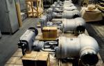 С производства АО «АМК» отправлена новая партия трубопроводной арматуры